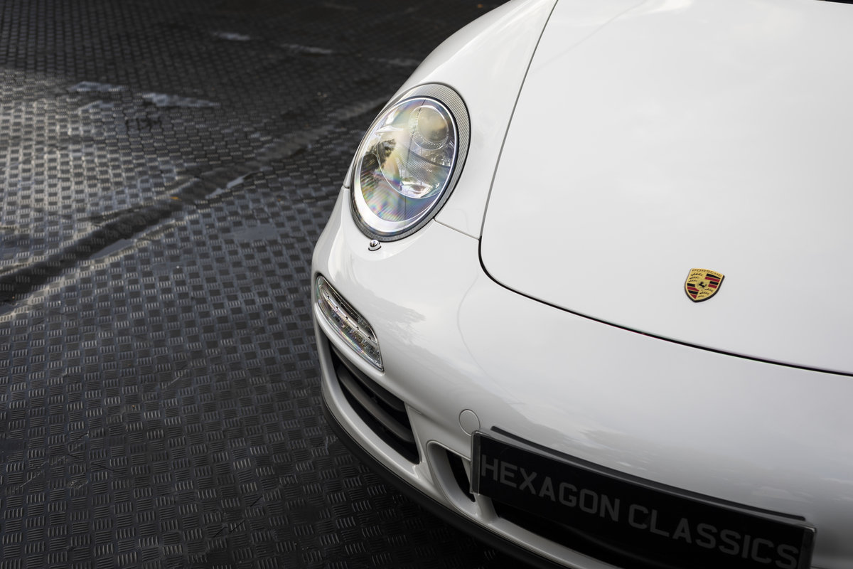 2011 PORSCHE 997 GTS 3.8 CABRIOLET MANUAL For Sale (picture 20 of 22)