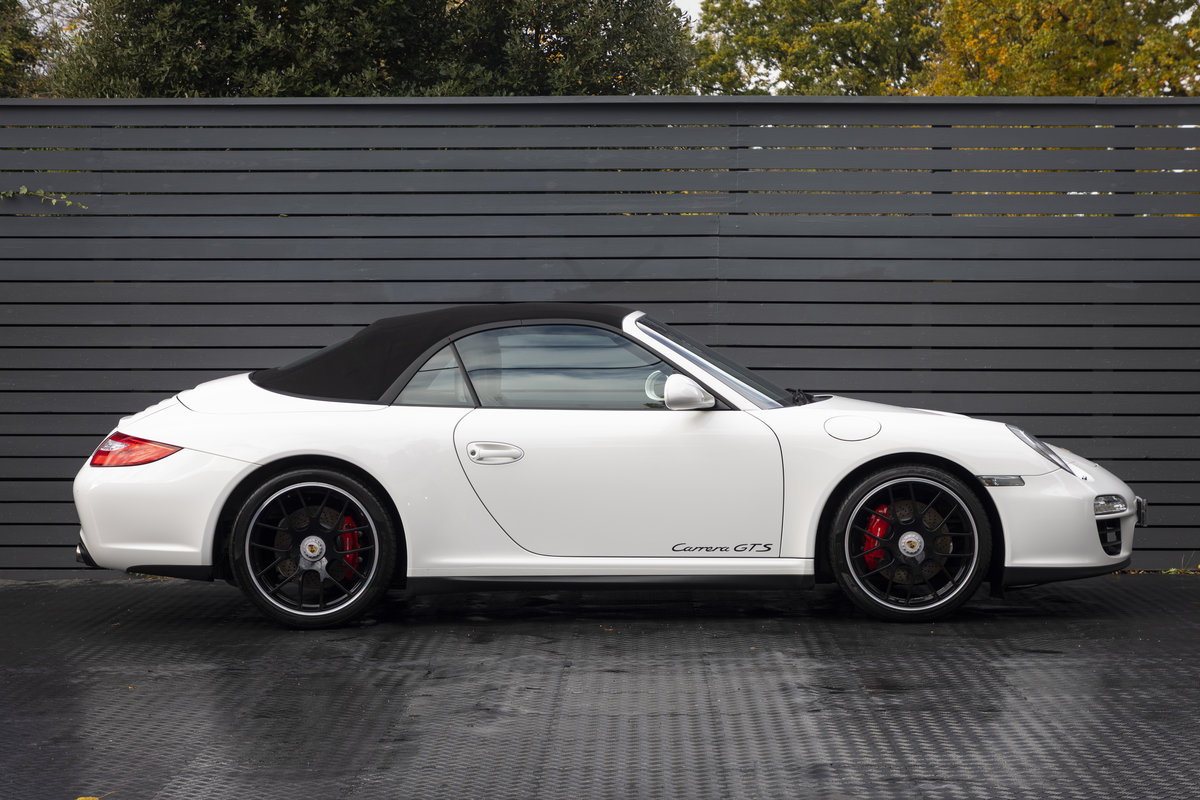 2011 PORSCHE 911 (997) CARRERA GTS CABRIOLET PDK For Sale (picture 3 of 24)