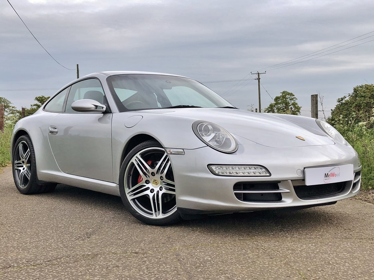 2005 PORSCHE 997.1 CARRERA 2 TIPTRONIC WITH GEN 2 UPGRADES For Sale (picture 1 of 6)