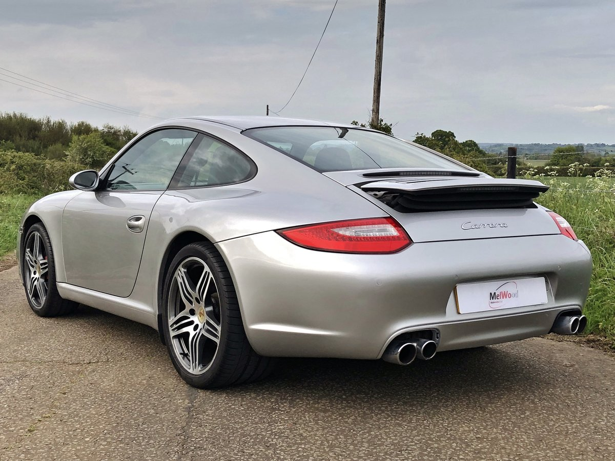 2005 PORSCHE 997.1 CARRERA 2 TIPTRONIC WITH GEN 2 UPGRADES For Sale (picture 2 of 6)