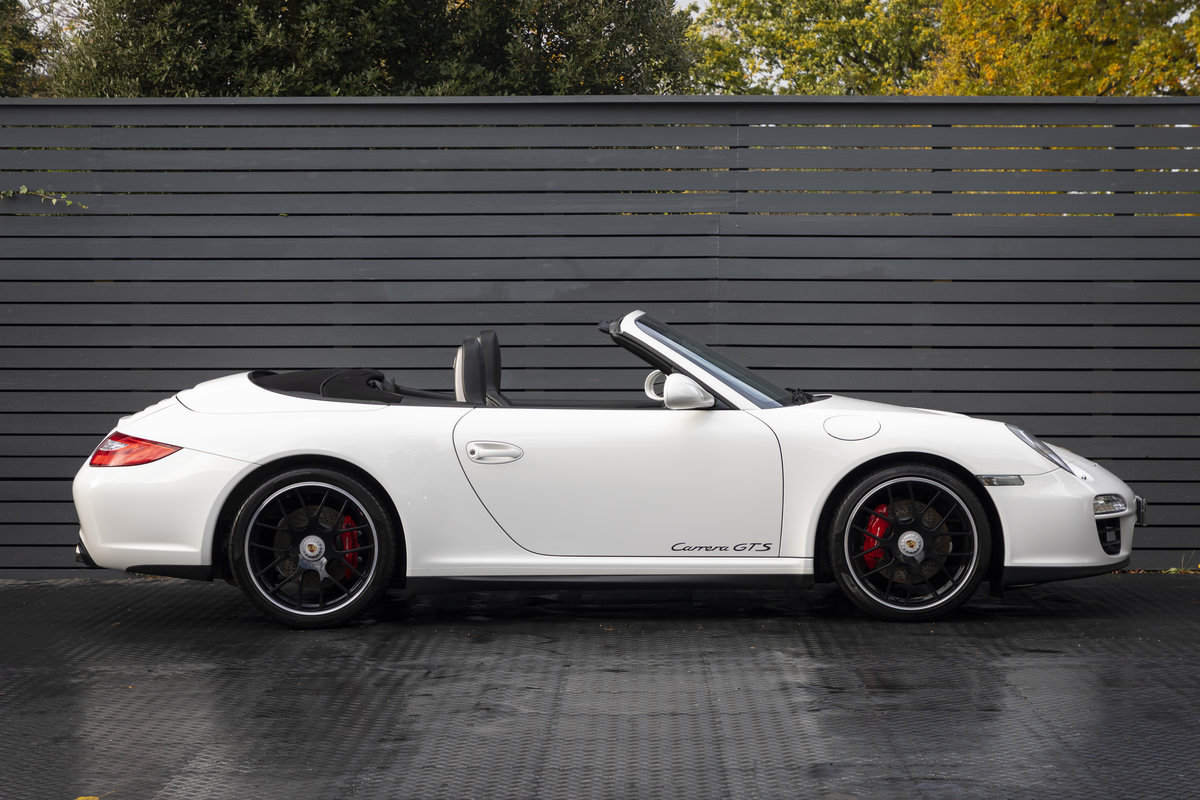 2011 PORSCHE 911 (997) CARRERA GTS CABRIOLET PDK For Sale (picture 4 of 24)