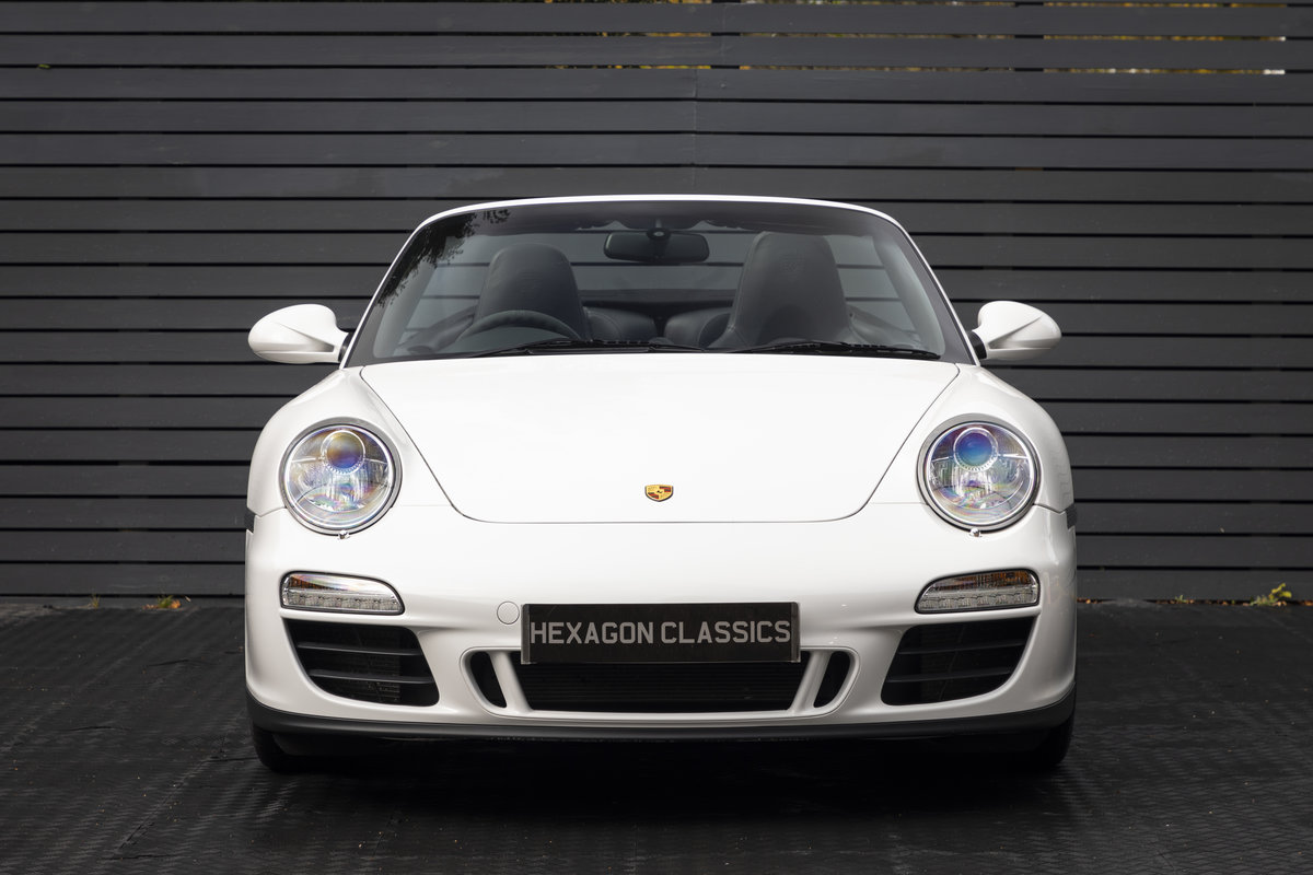 2011 PORSCHE 911 (997) CARRERA GTS CABRIOLET PDK For Sale (picture 5 of 24)