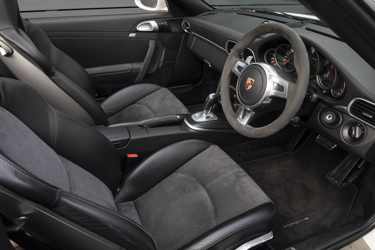 2011 PORSCHE 911 (997) CARRERA GTS CABRIOLET PDK For Sale (picture 7 of 24)