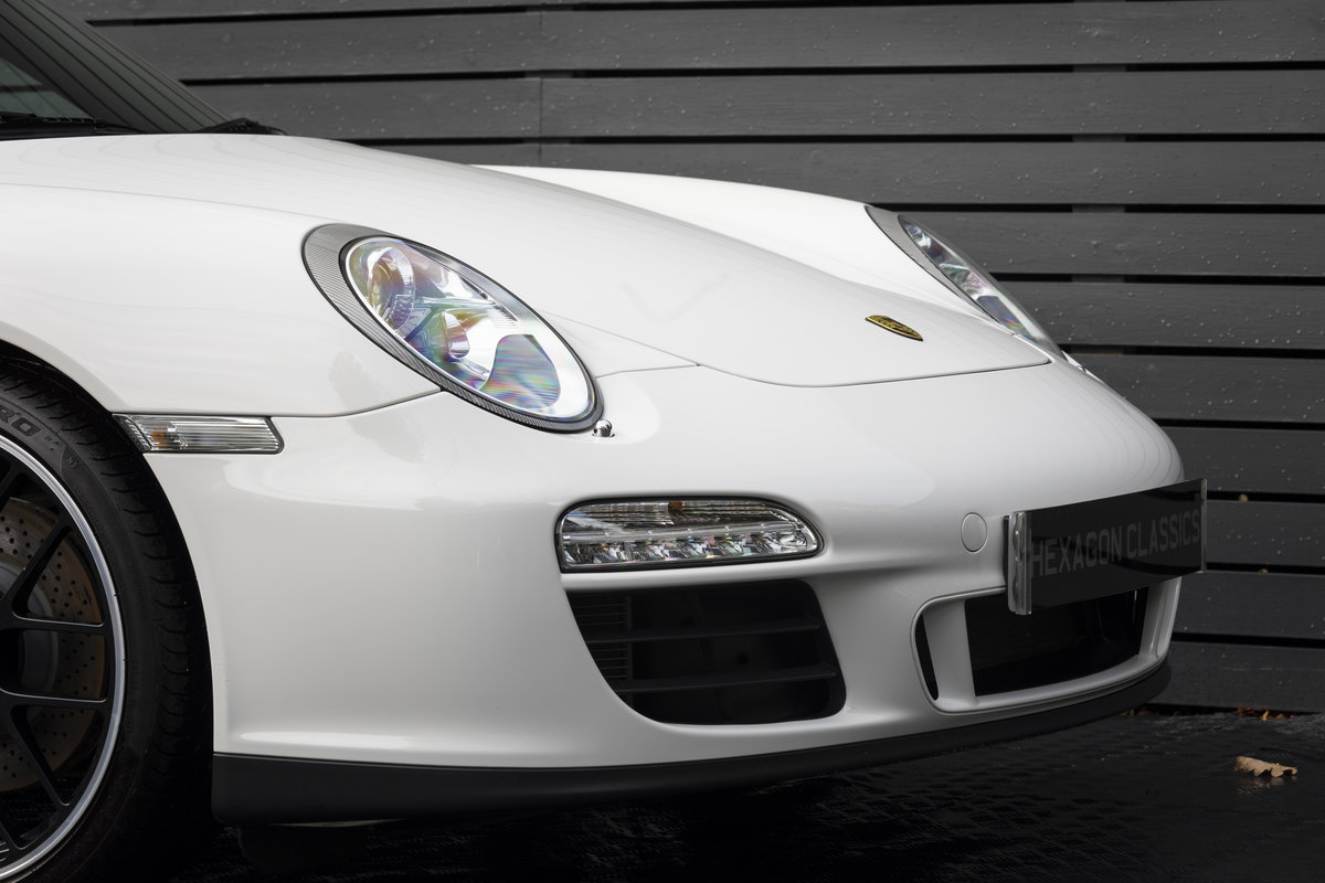 2011 PORSCHE 911 (997) CARRERA GTS CABRIOLET PDK For Sale (picture 18 of 24)