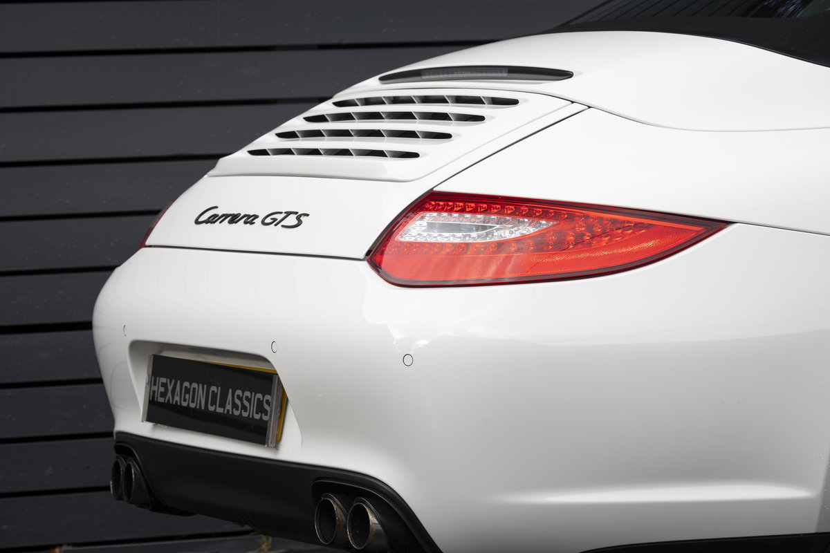 2011 PORSCHE 911 (997) CARRERA GTS CABRIOLET PDK For Sale (picture 20 of 24)