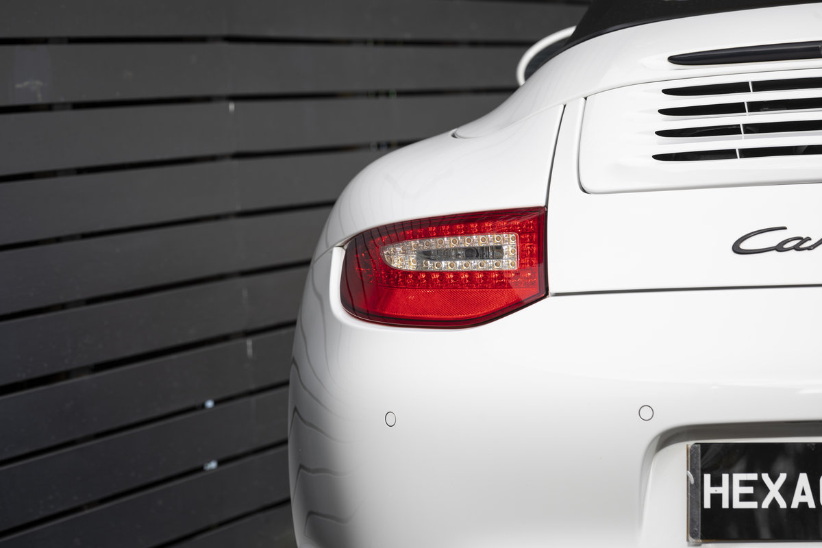 2011 PORSCHE 911 (997) CARRERA GTS CABRIOLET PDK For Sale (picture 21 of 24)