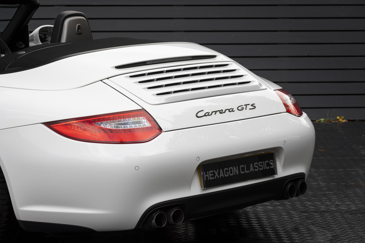 2011 PORSCHE 911 (997) CARRERA GTS CABRIOLET PDK For Sale (picture 24 of 24)