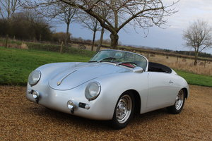 1960 Very high quality 356 vintage speedster outlaw