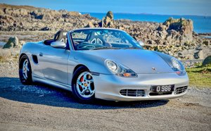 Porsche Boxster 3.4 Twin Turbo