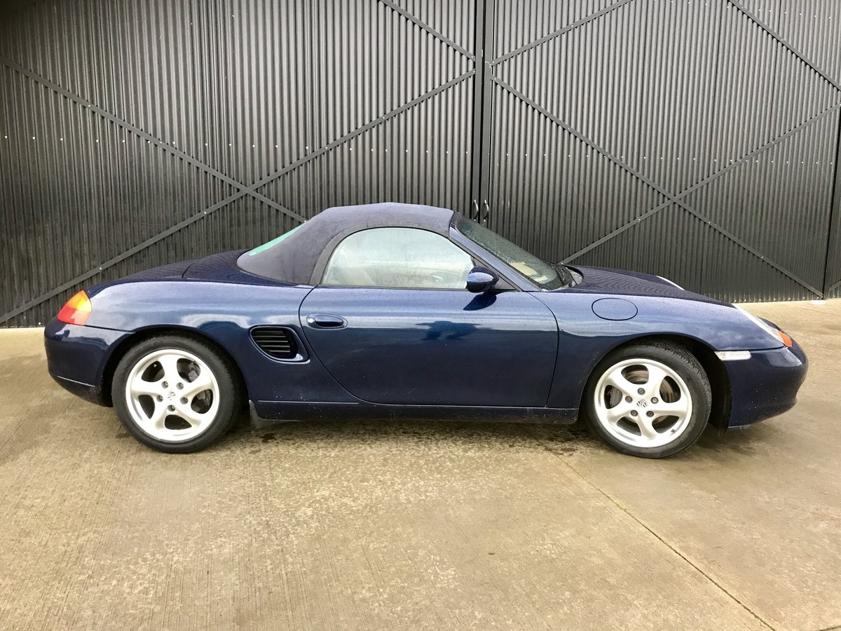 2000 Porsche Boxster 986 2.7 Only 69000 miles ..Restored Superb ! For Sale (picture 15 of 16)
