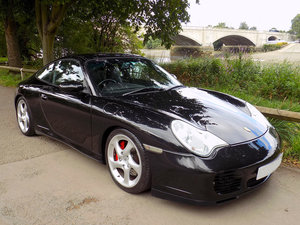 2004 Porsche 911 (996) C4S AWD Manual Coupe For Sale
