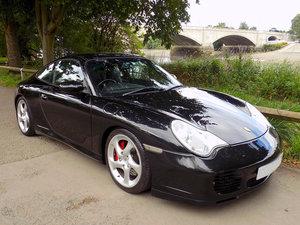 2004 Porsche 911 (996) C4S AWD Manual Coupe
