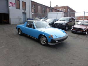 1975 Porsche 914 Targa 2.0 Ltr Engine A Driver - For Sale