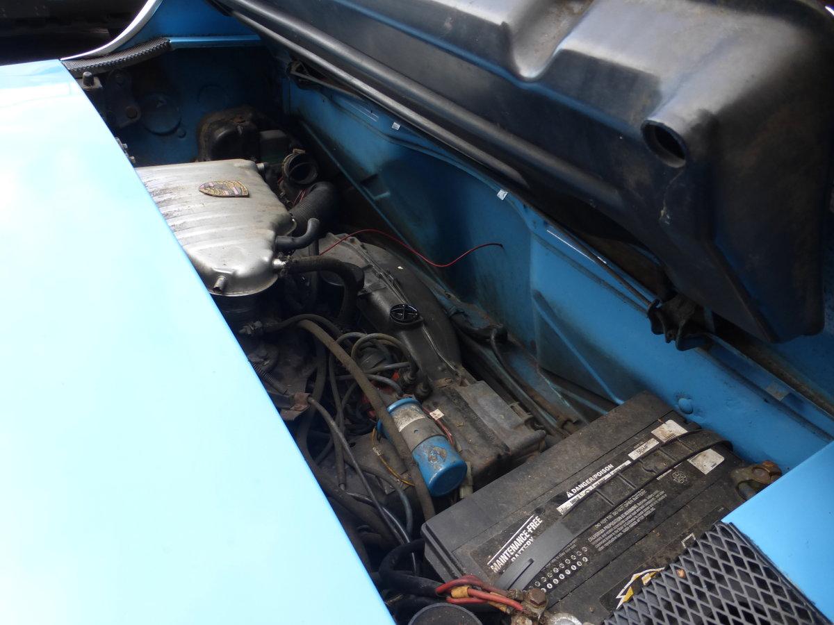1975 Porsche 914 Targa 2.0 Ltr Engine A Driver - For Sale (picture 6 of 6)