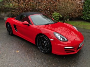 £27,495 : 2013 PORSCHE BOXSTER PDK For Sale