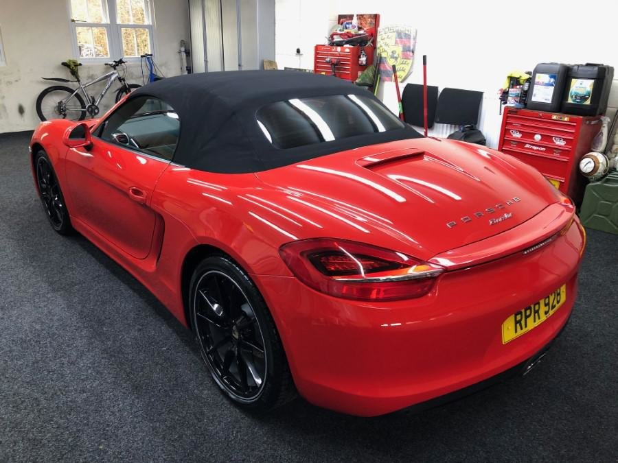 £27,495 : 2013 PORSCHE BOXSTER PDK For Sale (picture 2 of 6)