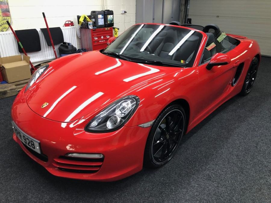 £27,495 : 2013 PORSCHE BOXSTER PDK For Sale (picture 3 of 6)