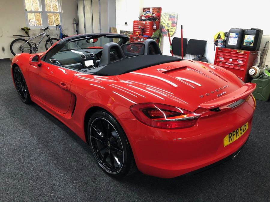 £27,495 : 2013 PORSCHE BOXSTER PDK For Sale (picture 4 of 6)