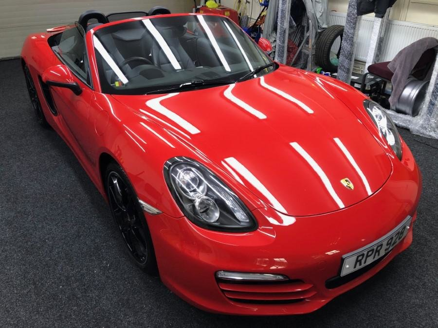 £27,495 : 2013 PORSCHE BOXSTER PDK For Sale (picture 6 of 6)