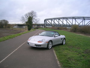 Picture of 1999 Porsche Boxster 2.5 Manual Convertible For Sale