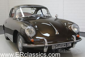 Porsche 356 C Coupé 1964 Matching Numbers