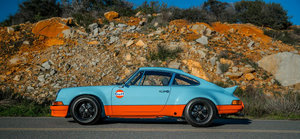 "1973 Porsche 911 RSR Tribute ""Rebel"" For Sale"