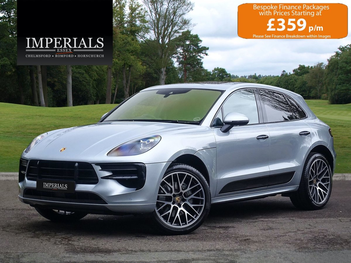 2019 Porsche  MACAN  S 3.0 PDK AUTO  55,948 For Sale (picture 1 of 23)