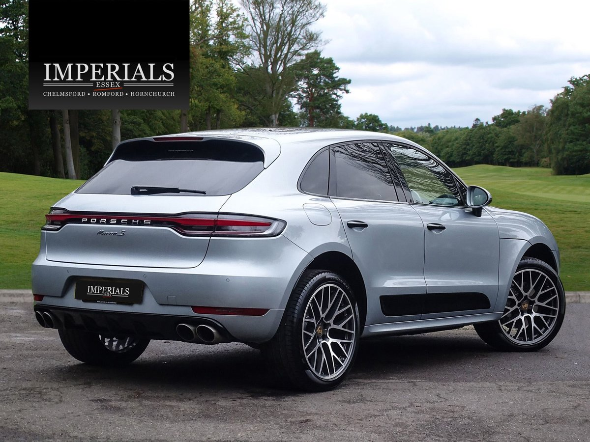 2019 Porsche  MACAN  S 3.0 PDK AUTO  55,948 For Sale (picture 4 of 23)