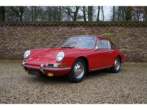 Porsche 911 2.0 SWB fully restored, matching numbers/colours