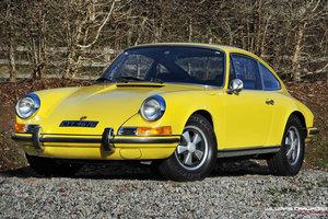 1969 All original Porsche 911 E 2.0 LHD coupe For Sale