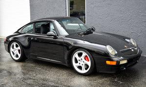 1997 Porsche 993 WideBODY C4S aLL Black Sunroof  $77.9K