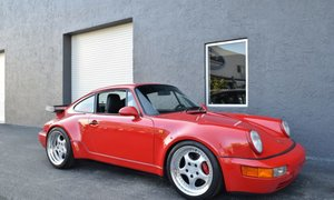 1991 Porsche 911 Turbo 964 Big Brakes Big Turbo 700-HP  For Sale