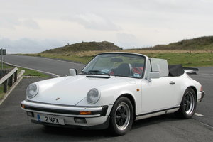 911 carrera 3.2 convertible