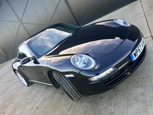 2008 Porsche 997 3.6 Tip S Coupe Low Mileage....FSH...