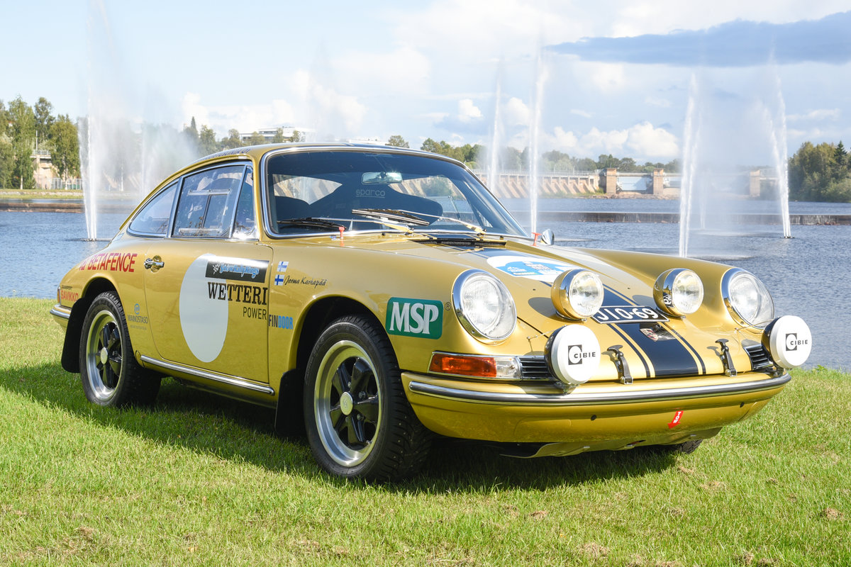 1965 Porsche 911 FIA Rally Car  For Sale (picture 1 of 6)