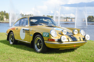 1966 Porsche 911 FIA Rally Car