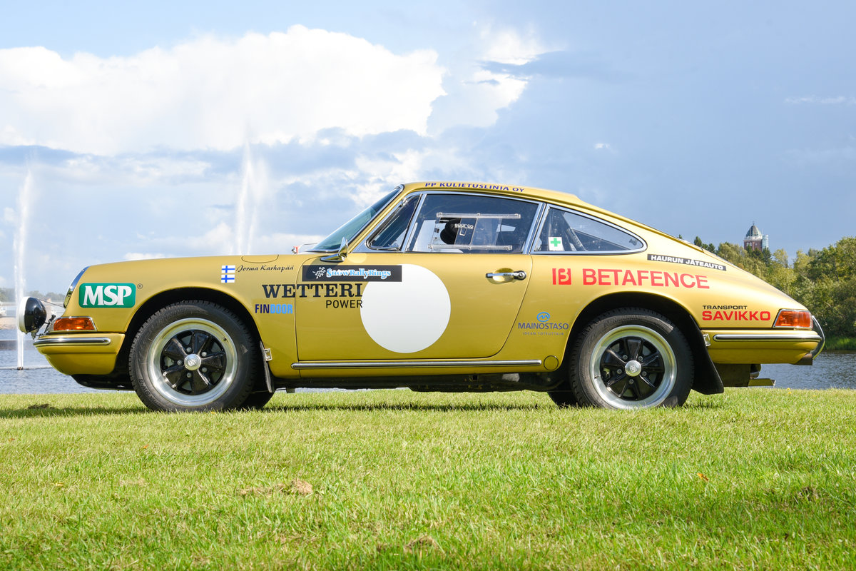 1965 Porsche 911 FIA Rally Car  For Sale (picture 5 of 6)