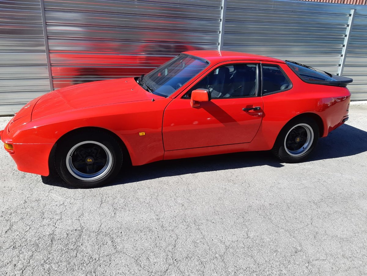 1982 Porsche 944. lhd  first year of production For Sale (picture 1 of 6)