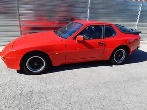 Picture of 1982 Porsche 944. lhd  first year of production