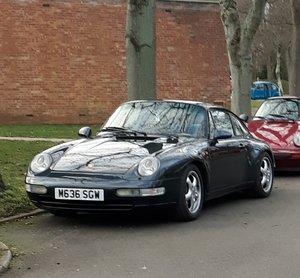 1995 Porsche 911 (993) 85k miles