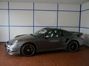 2012 RHD Porsche 997 Turbo S with only 7,000mls in Germany