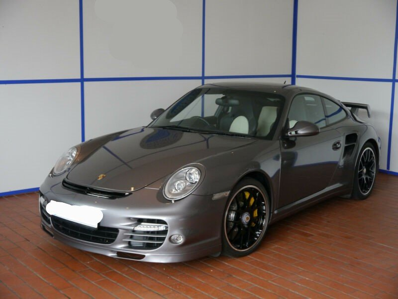 2012 RHD Porsche 997 Turbo S with only 7,000mls in Germany For Sale (picture 2 of 6)
