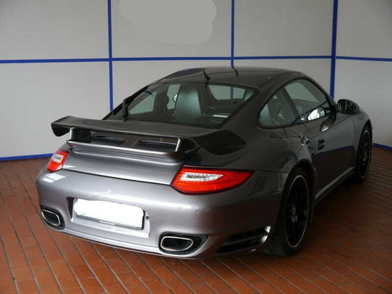 2012 RHD Porsche 997 Turbo S with only 7,000mls in Germany For Sale (picture 3 of 6)