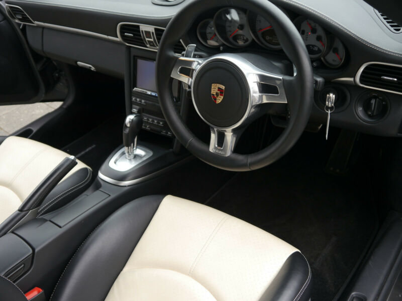 2012 RHD Porsche 997 Turbo S with only 7,000mls in Germany For Sale (picture 4 of 6)