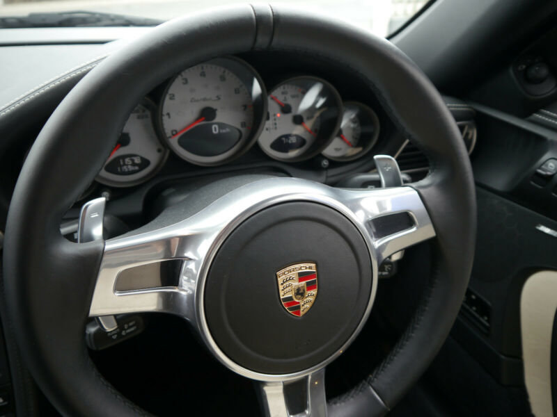 2012 RHD Porsche 997 Turbo S with only 7,000mls in Germany For Sale (picture 5 of 6)