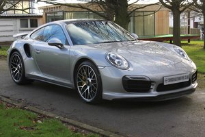 2014 Porsche Turbos S - Simply Stunning - Warranty to Jan '22 For Sale