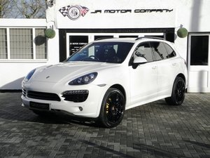 2013 Porsche Cayenne 3.0 Diesel Tiptronic S finished £25K Options For Sale