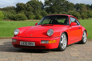 1994 Porsche 911 Carrera RS 16,781 Miles (24,004 kms) from new For Sale