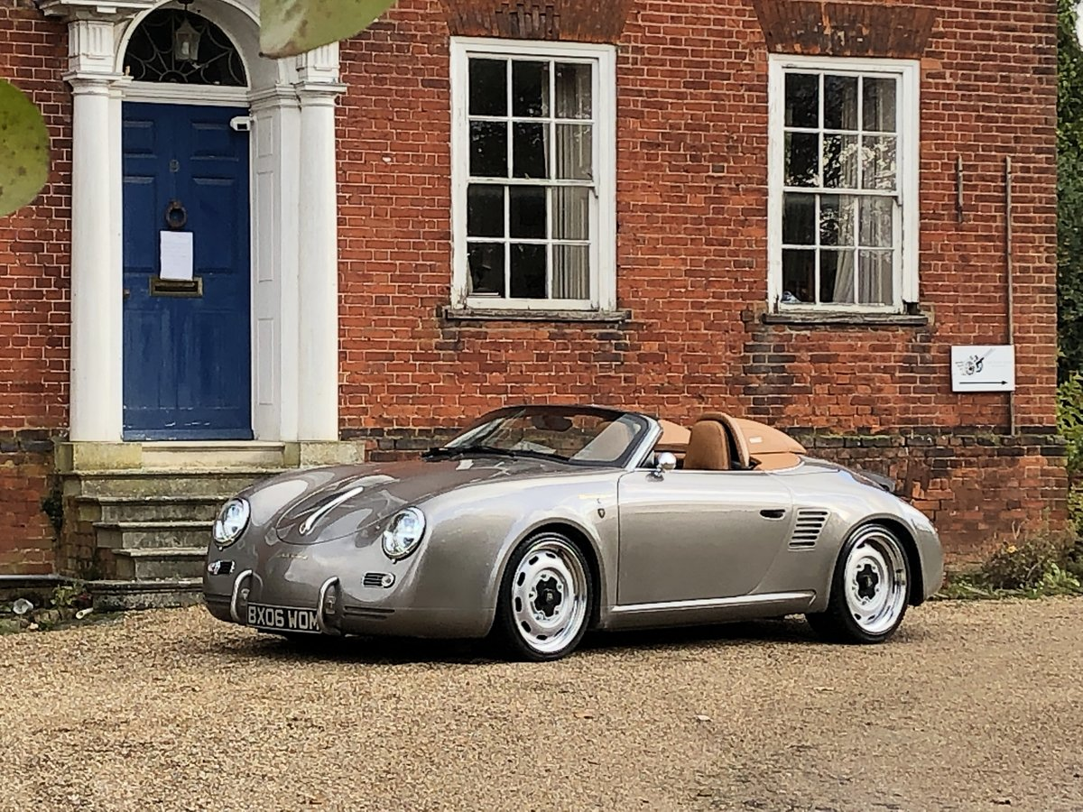 2006 Iconic Autobody 387 Speedster Homage For Sale (picture 3 of 24)