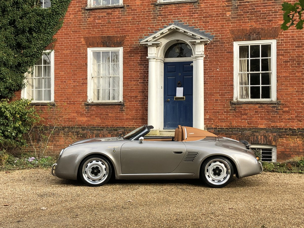 2006 Iconic Autobody 387 Speedster Homage For Sale (picture 4 of 24)